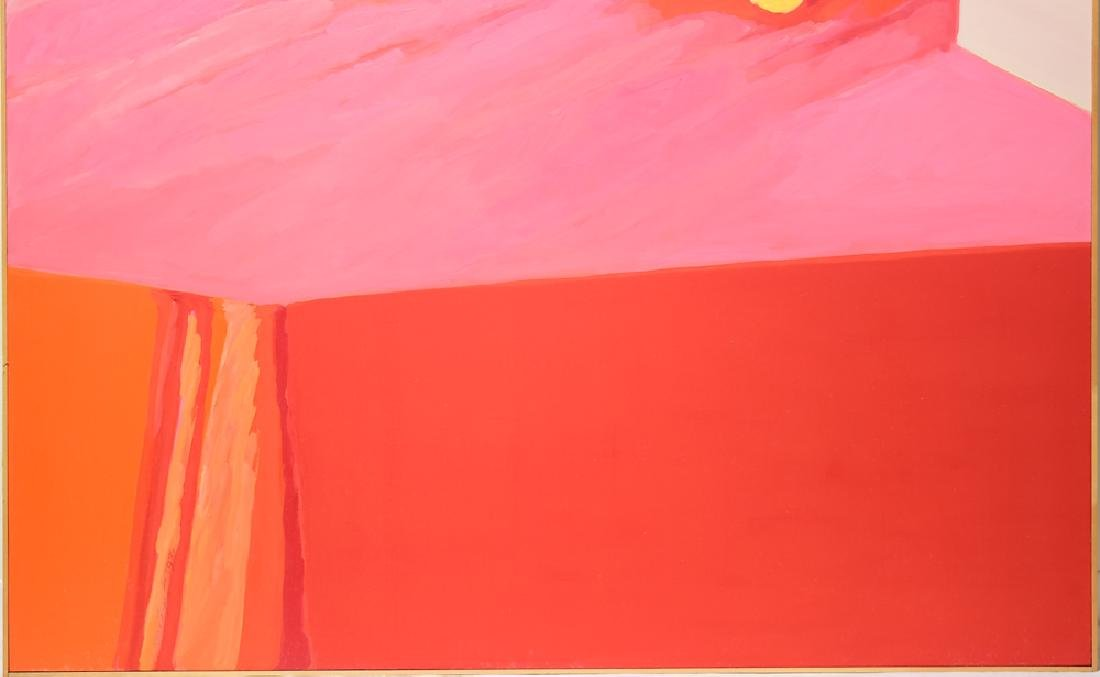 Oil On Canvas ORIGINAL SALVATORE GRIPPI - 4