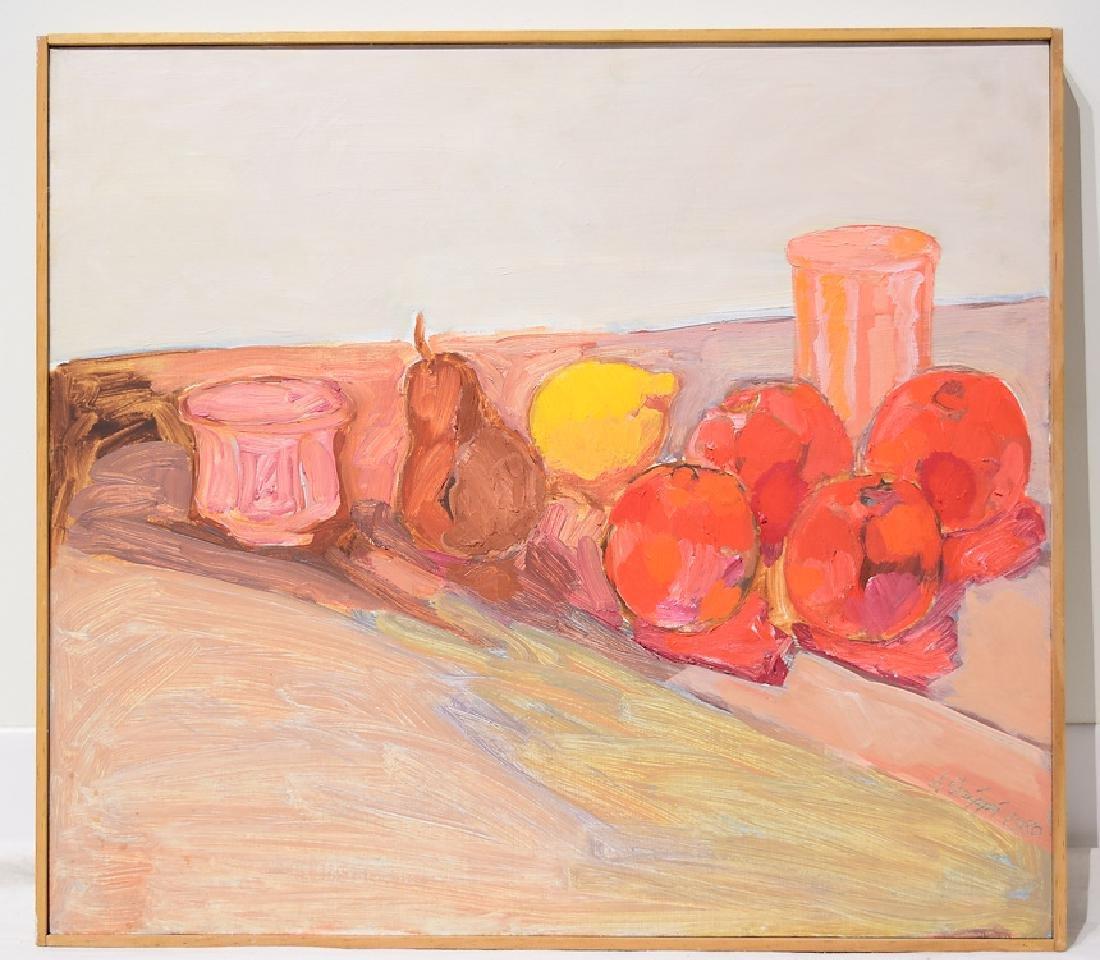 Original Oil Painting SALVATORE GRIPPI