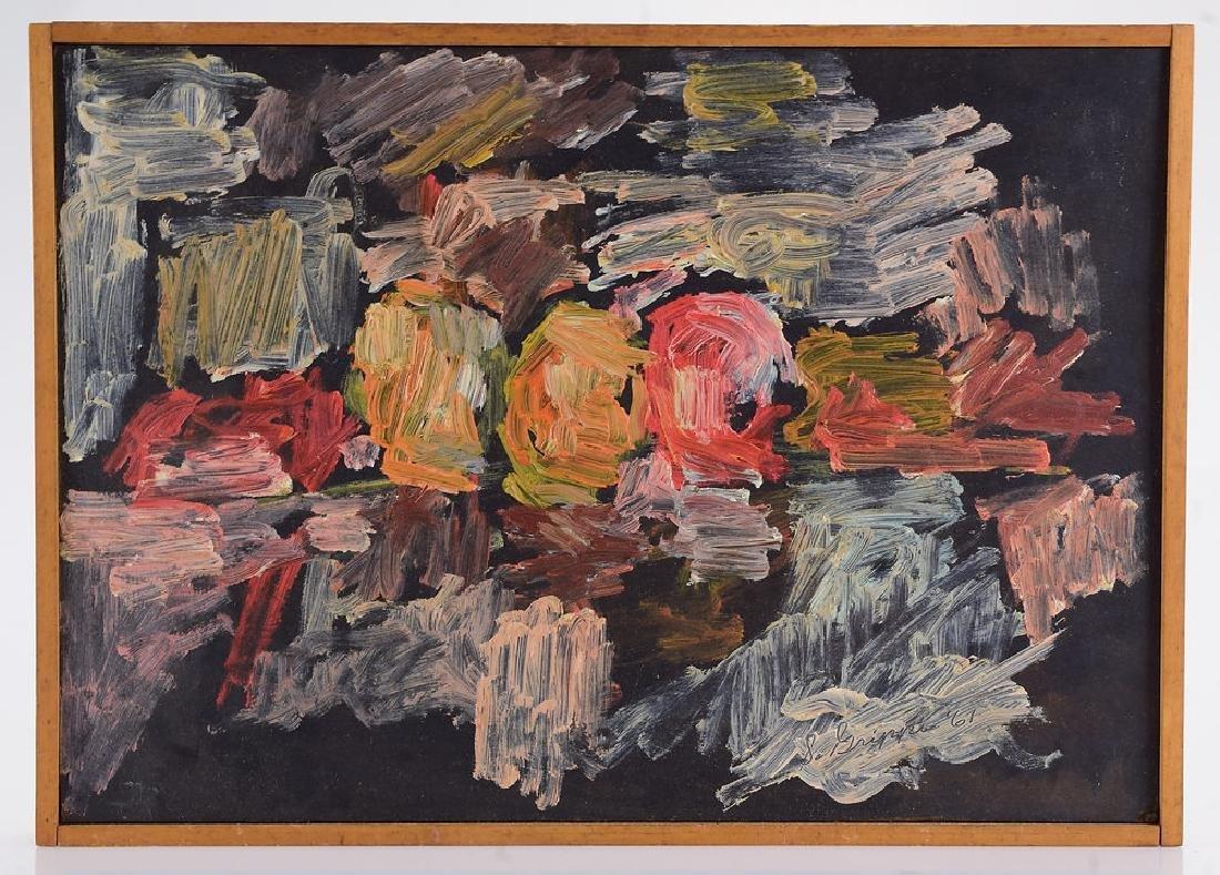 Still-Life Painting SALVATORE GRIPPI ABSTRACT