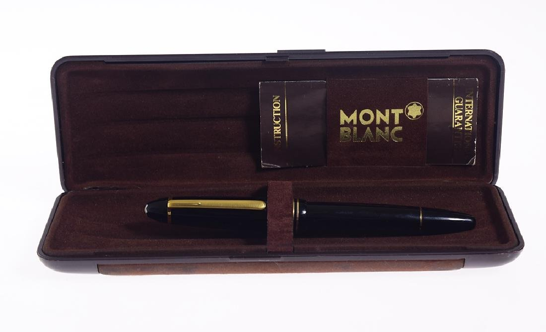 Collectible Luxury Pen VINTAGE MONTBLANC FOUNTAIN PEN