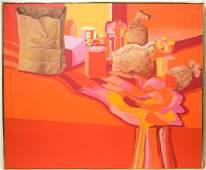 Artist Signed Painting ORIGINAL SALVATORE GRIPPI
