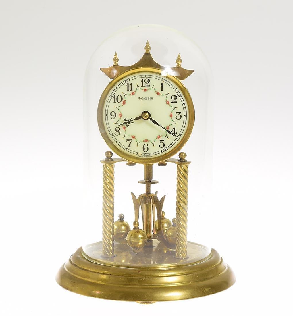 400-Day Clock KONRAD MAUCH OVEROCEAN 1951 German