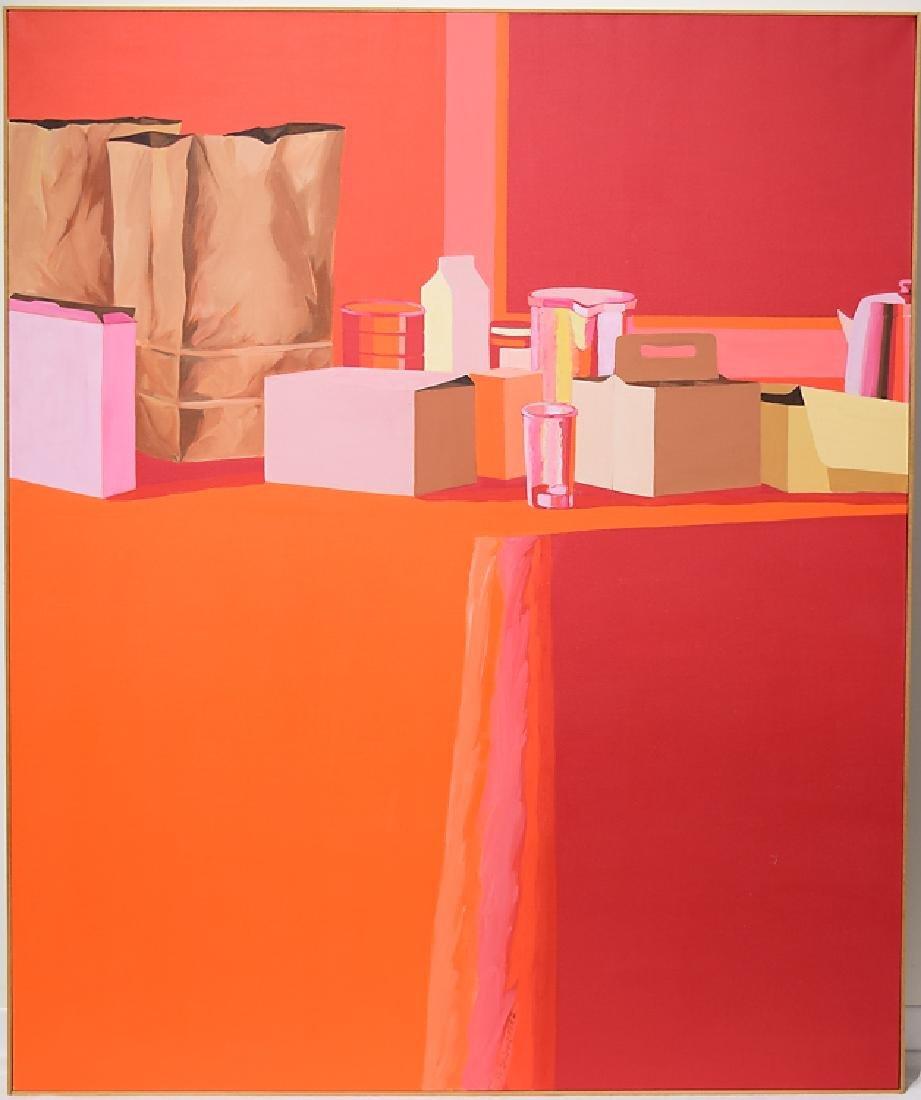 Still-Life Painting SALVATORE GRIPPI POP-EXPRESSIONIST