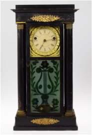 Aaron D Crane YEAR CLOCK CO NEW YORK 1848 Antique