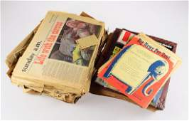 Large Collection VINTAGE & ANTIQUE CIRCUS RELATED