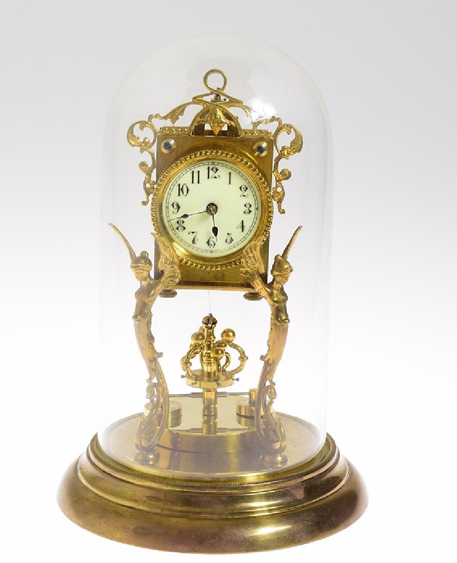 Ph Hauck Clock 400-DAY TORSION ANNIVERSARY CLOCK