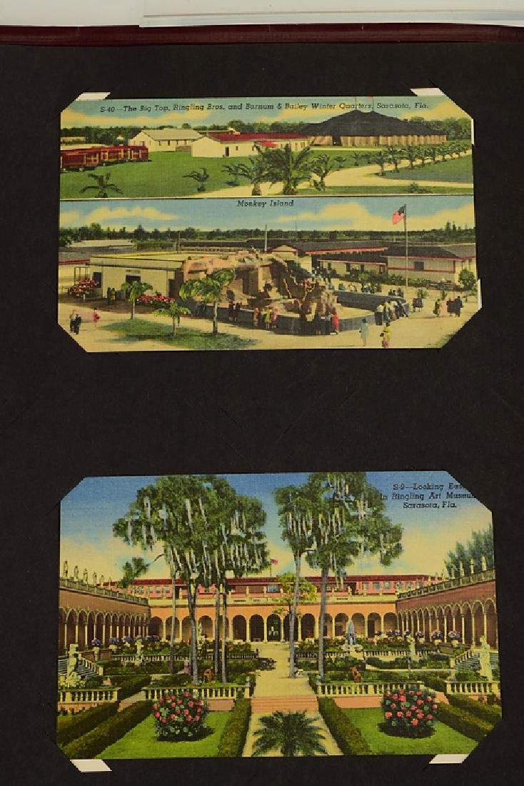 Circus Post Cards ANTIQUE VINTAGE & MODERN COLLECTIBLE - 3