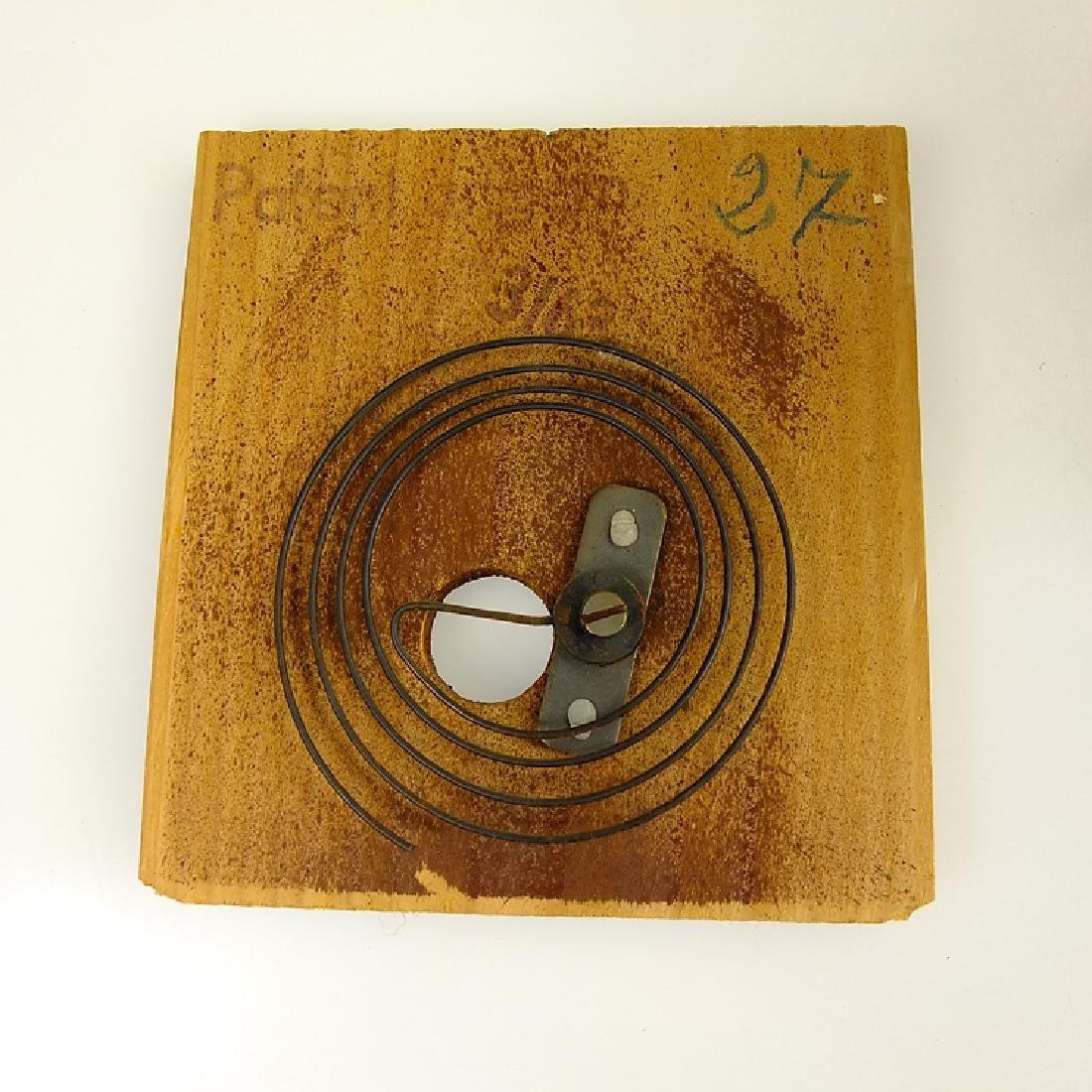 Black Forest Clock CUCKOO CLOCK VINTAGE EMIL - 4