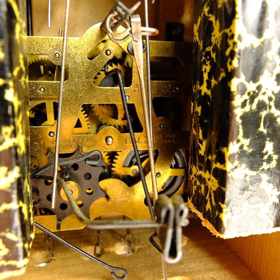 Black Forest Clock VINTAGE CUCKOO CLOCK HUBERT HERR - 4