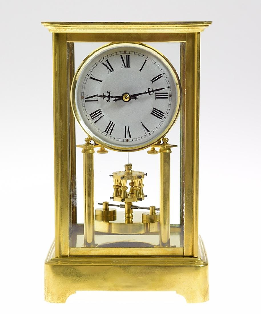 Antique Torsion Clock 400-DAY ANNIVERSARY CLOCK PH
