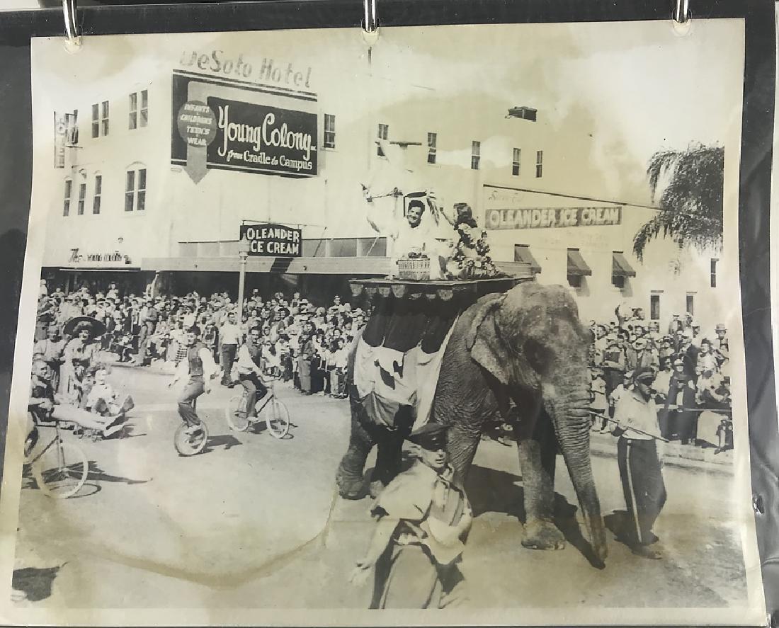 Vintage & Antique CIRCUS EPHEMERA & PHOTO ALBUM - 2