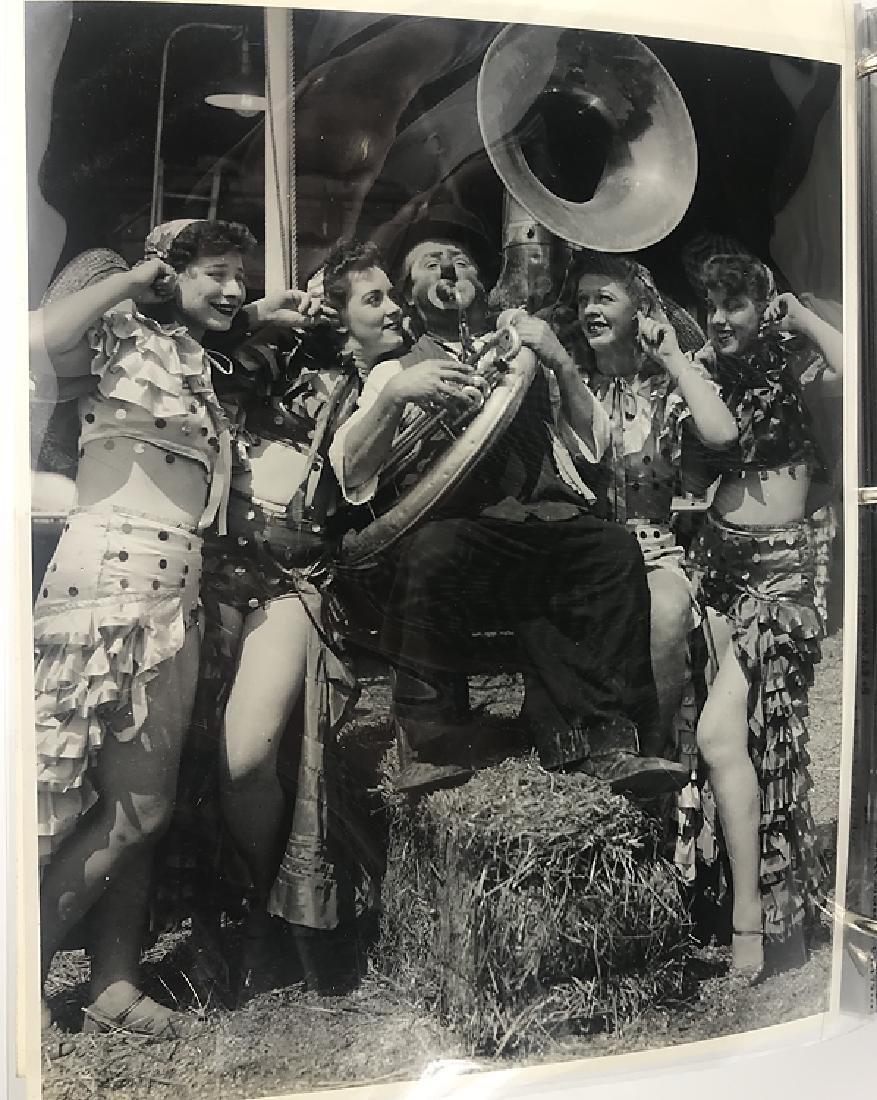 Vintage & Antique CIRCUS EPHEMERA & PHOTO ALBUM - 3