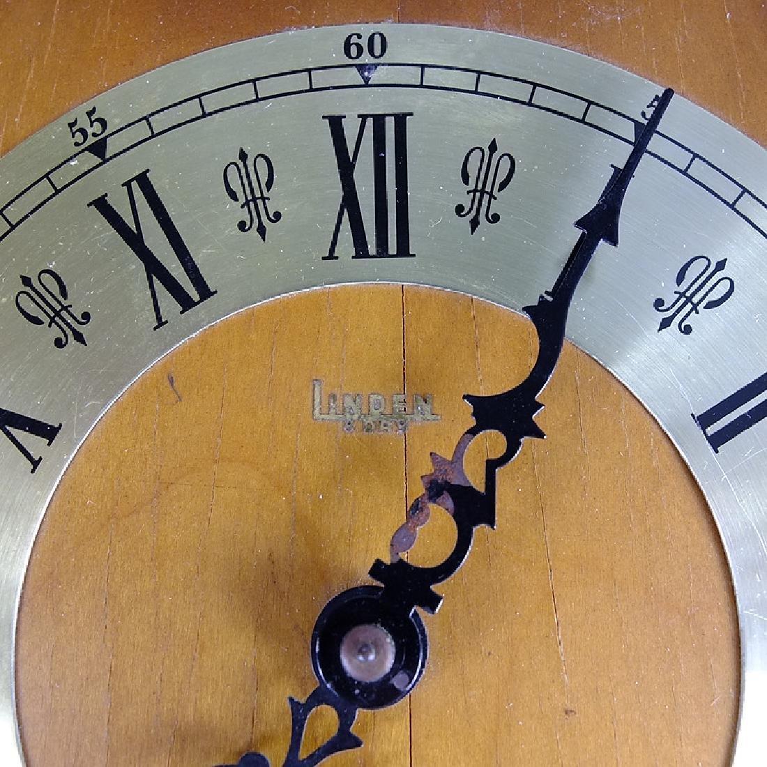 Cuckoo Clock Mfg Co LINDEN 8-DAY CLOCK BLACK FOREST - 5