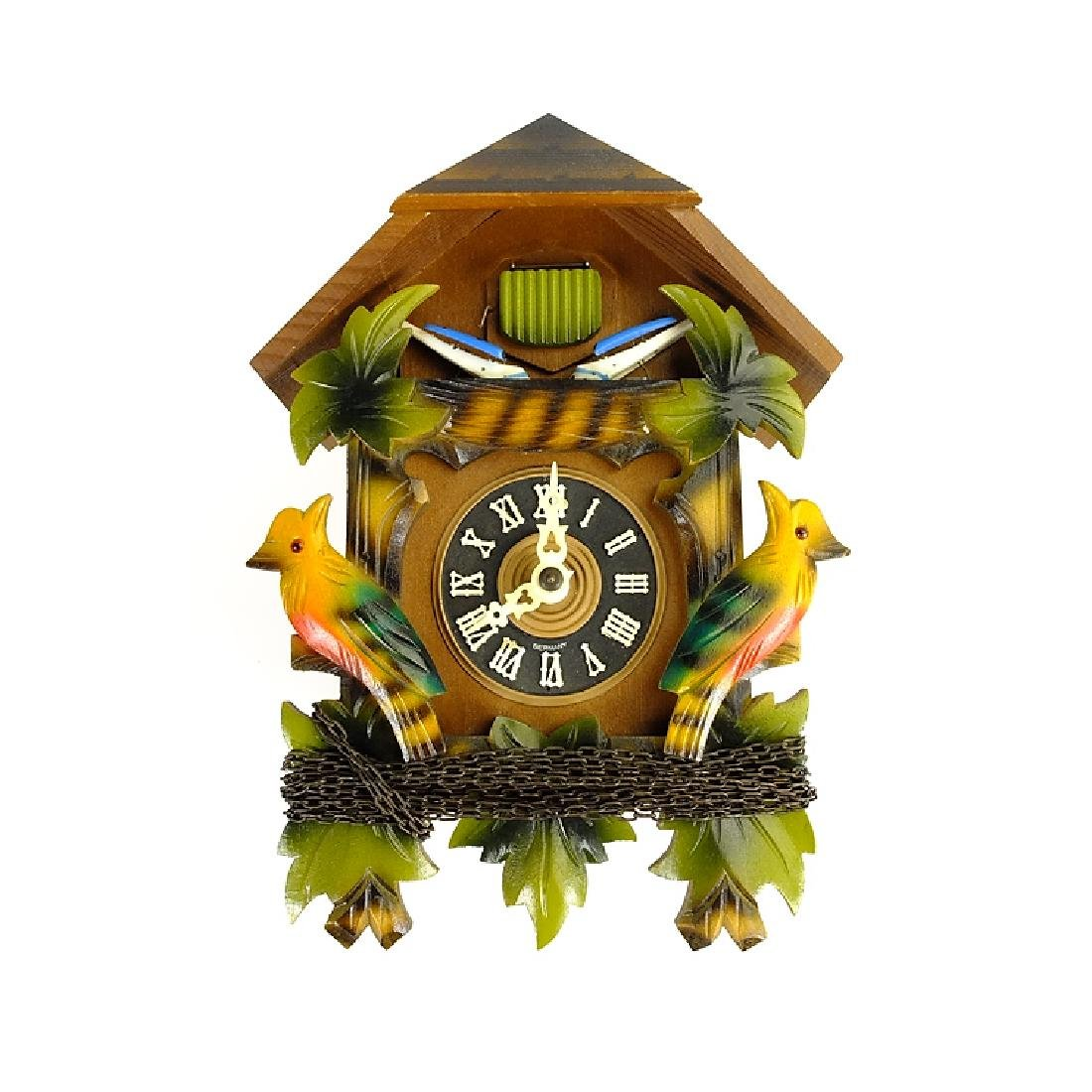 Black Forest Clock CUCKOO CLOCK EXCELLENT CONDITION
