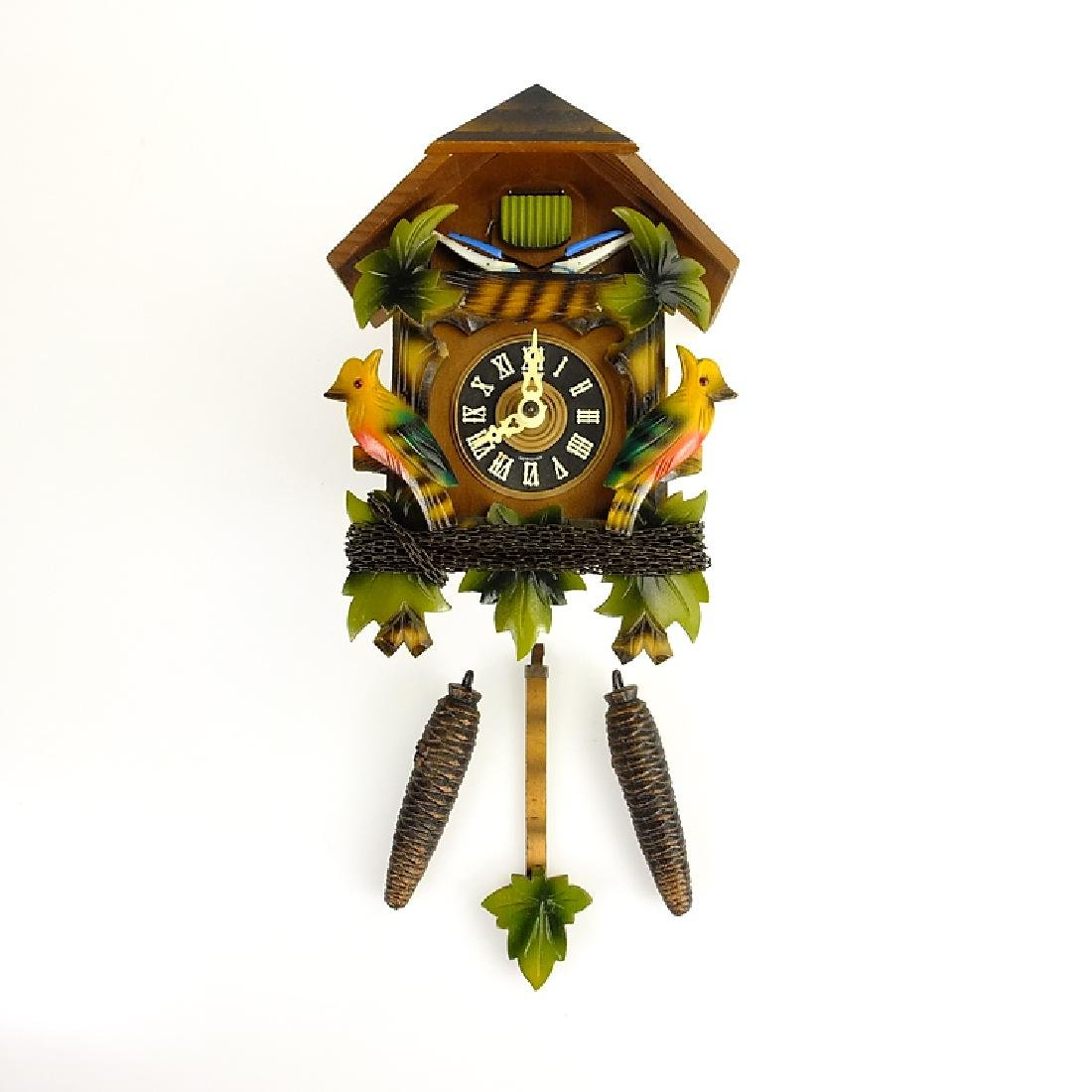 Black Forest Clock CUCKOO CLOCK EXCELLENT CONDITION - 2