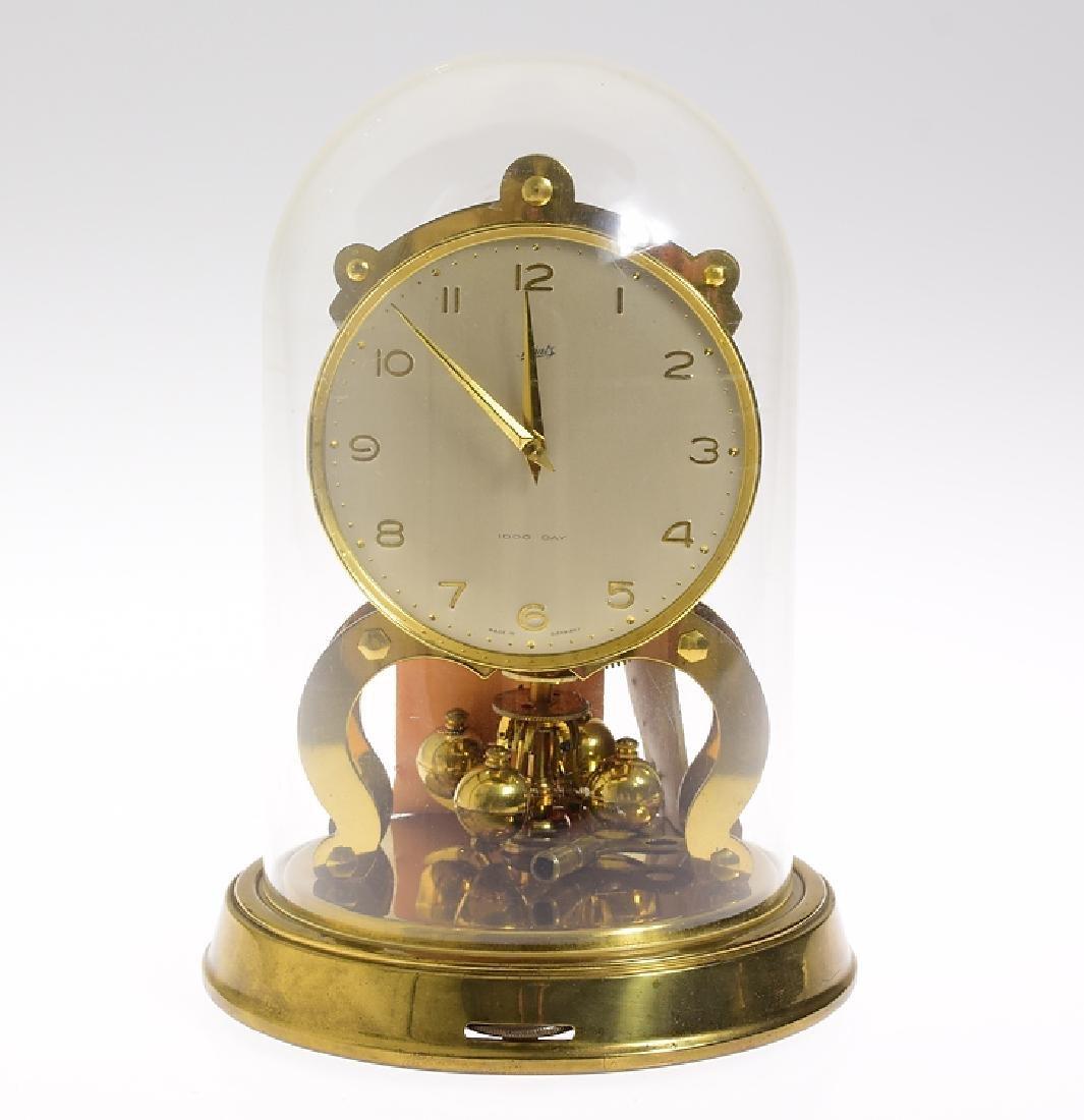 Schatz Torsion Clock 1000-DAY DOME CLOCK