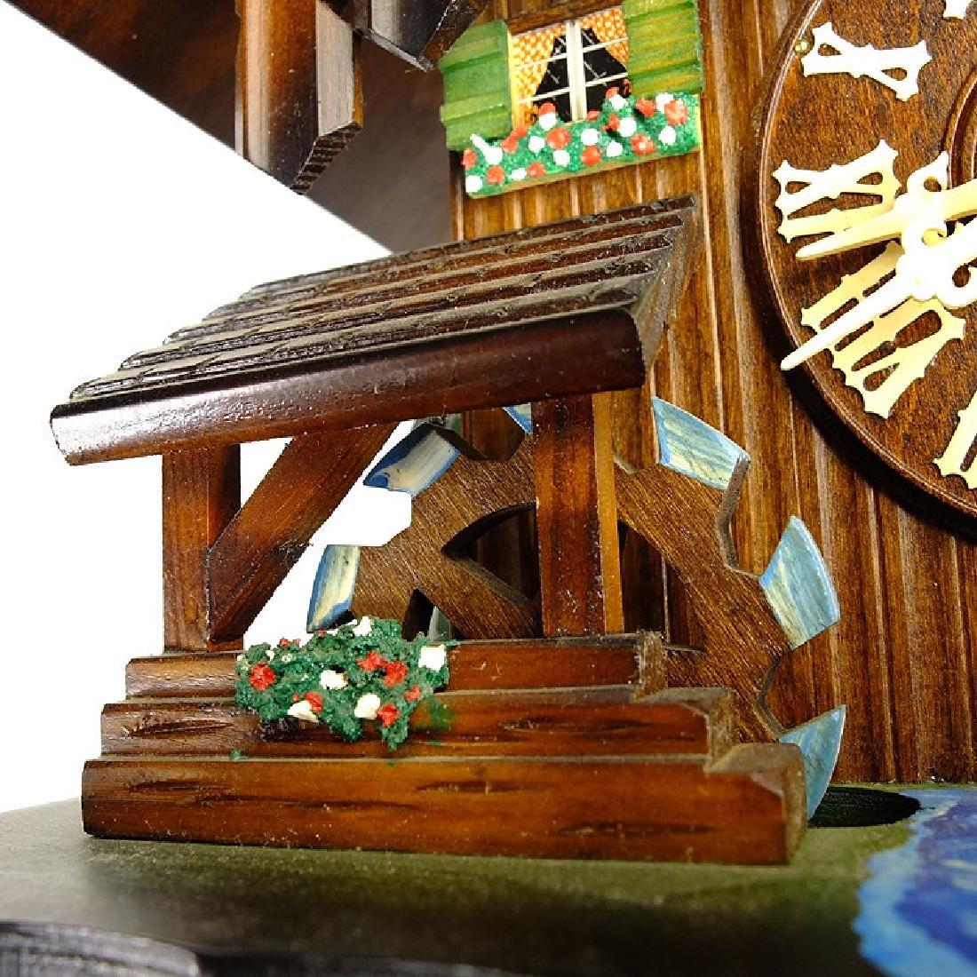 Black Forest Clock VINTAGE CUCKOO CLOCK EXCELLENT - 5