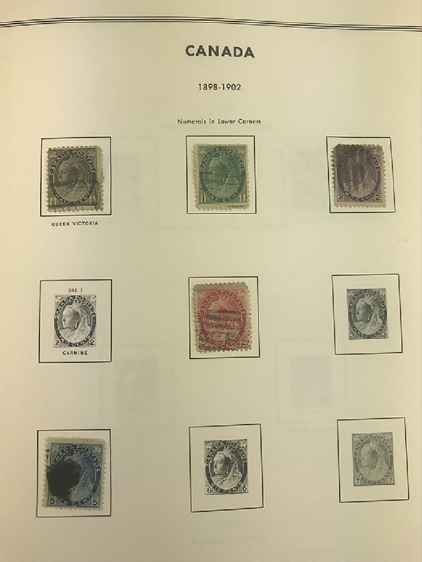 2V Foreign Philately Collection GHANA & CANADA STAMP - 2