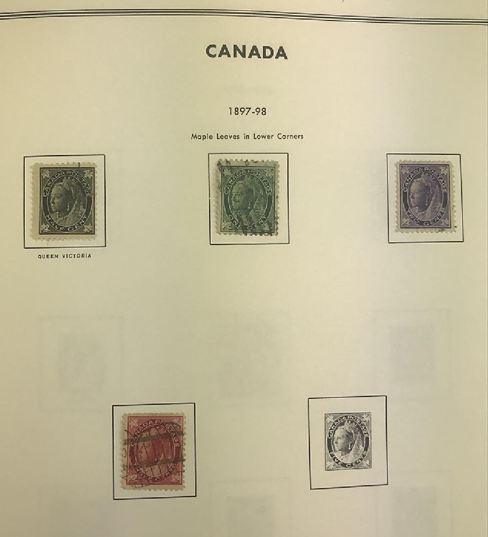 2V Foreign Philately Collection GHANA & CANADA STAMP - 3