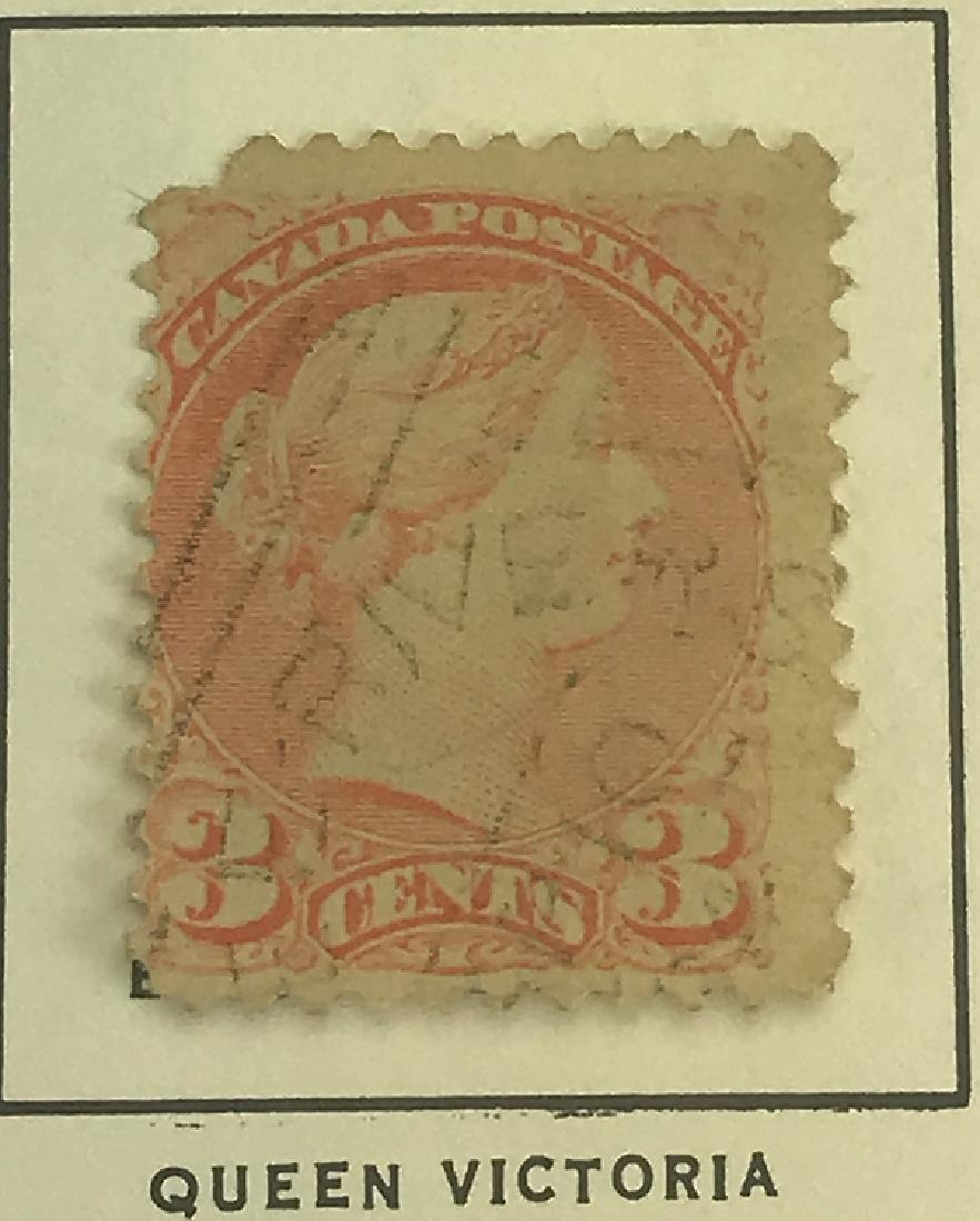 2V Foreign Philately Collection GHANA & CANADA STAMP - 4