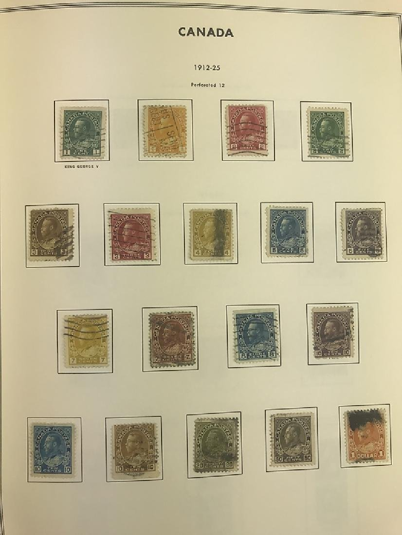 2V Foreign Philately Collection GHANA & CANADA STAMP - 7