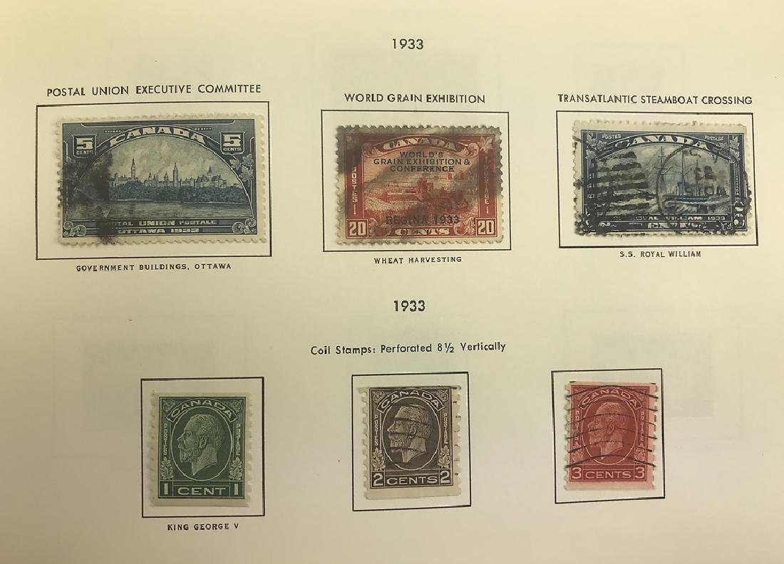 2V Foreign Philately Collection GHANA & CANADA STAMP - 8