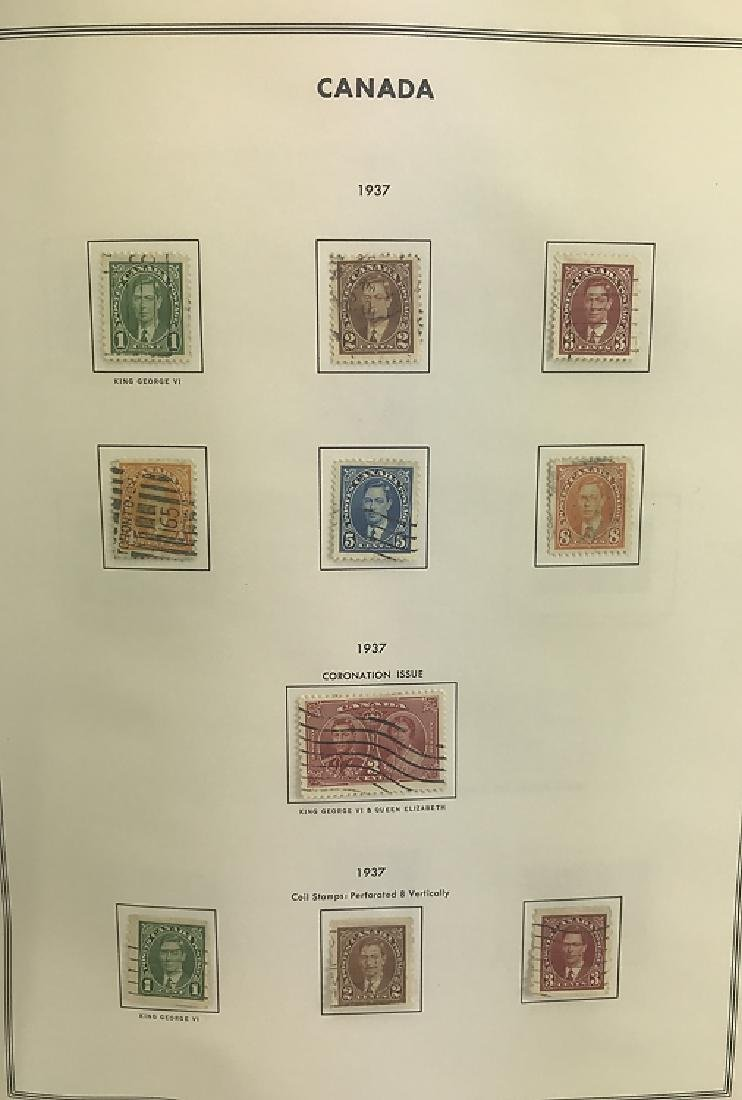 2V Foreign Philately Collection GHANA & CANADA STAMP - 9
