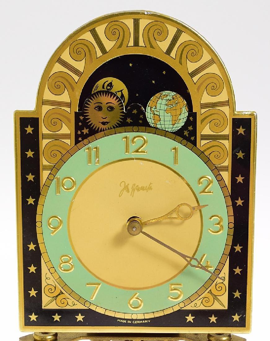 Rare Torsion Clock 400-DAY ANNIVERSARY CLOCK JOHN - 3