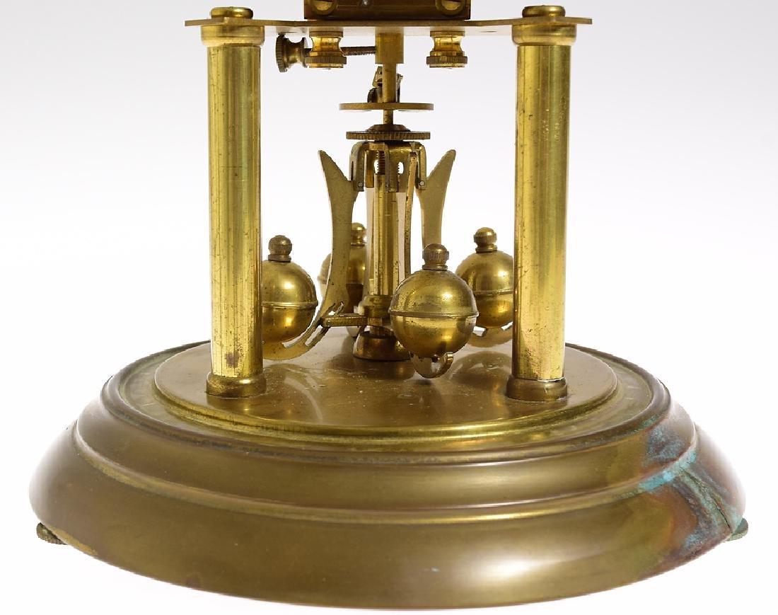 Rare Torsion Clock 400-DAY ANNIVERSARY CLOCK JOHN - 4