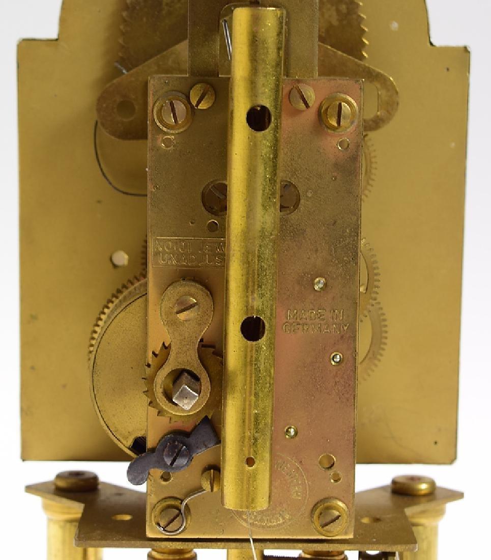 Rare Torsion Clock 400-DAY ANNIVERSARY CLOCK JOHN - 7