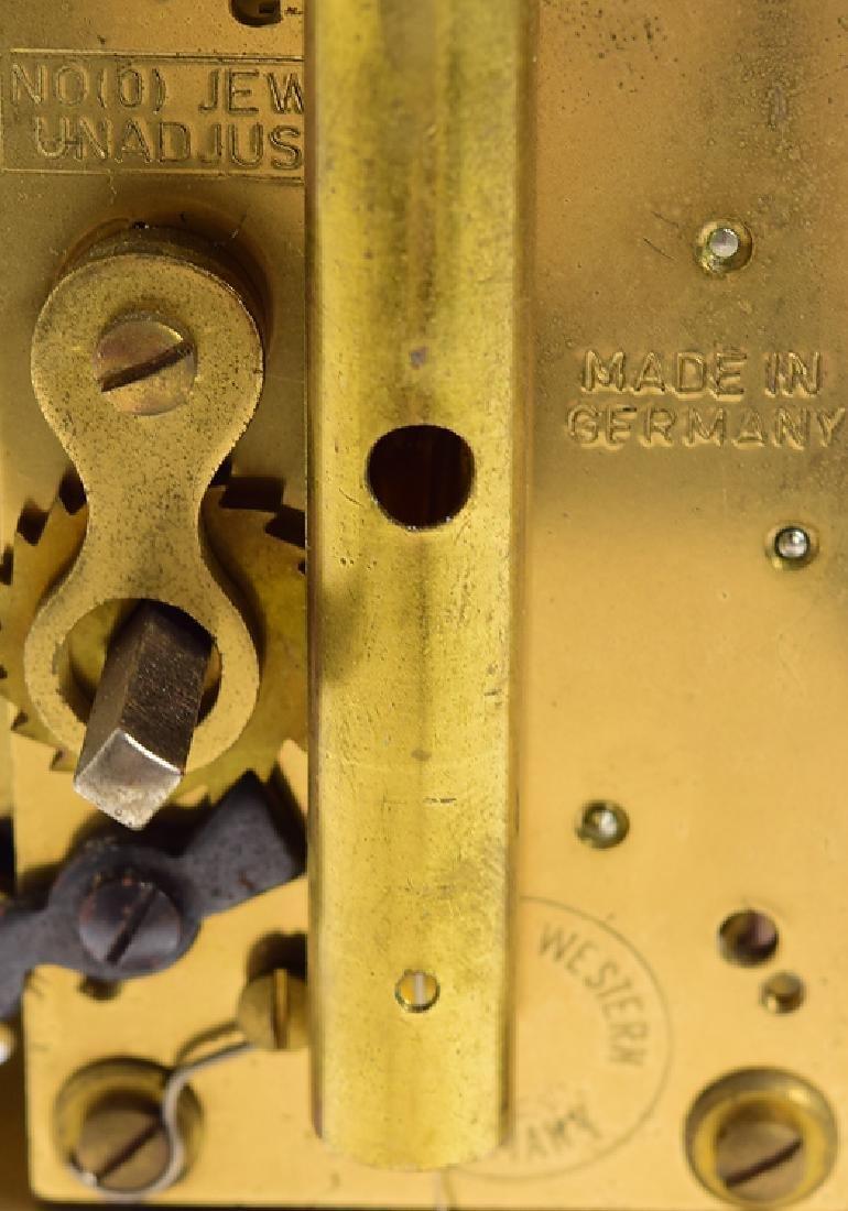 Rare Torsion Clock 400-DAY ANNIVERSARY CLOCK JOHN - 8