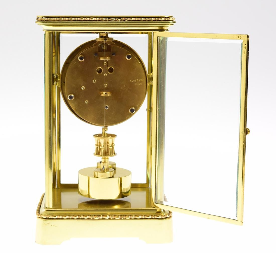 Antique Anniversary Clock BOWLER & BURDICK 400-DAY - 10