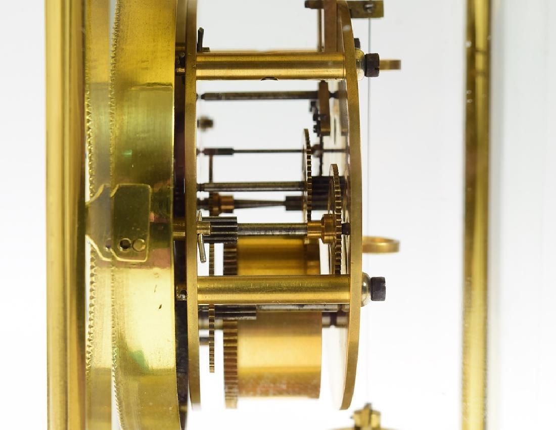 Antique Anniversary Clock BOWLER & BURDICK 400-DAY - 6