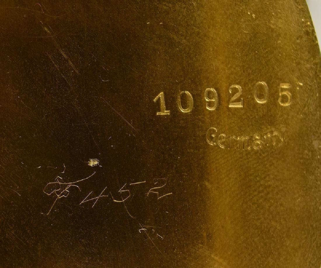 Antique Anniversary Clock BOWLER & BURDICK 400-DAY - 8