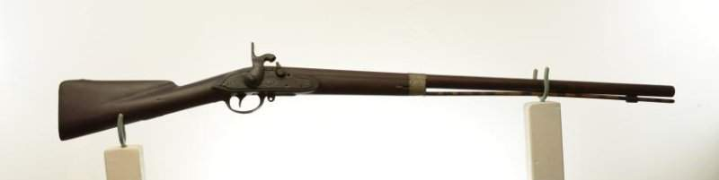 Original Antique Firearm AMERICAN SPRINGFIELD MUSKET