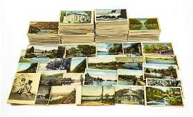 100+Pcs Souvenir Travel Postcards VINTAGE & ANTIQUE