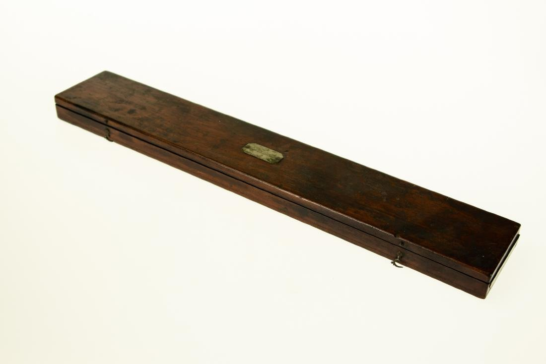 Antique Maritime NAUTICAL NAVIGATION PARALLEL RULER IN