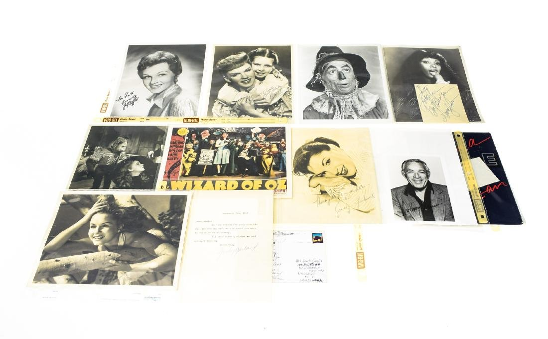 Signed Hollywood AUTOGRAPHED PHOTOS LOOSE AUTOGRAPHS &