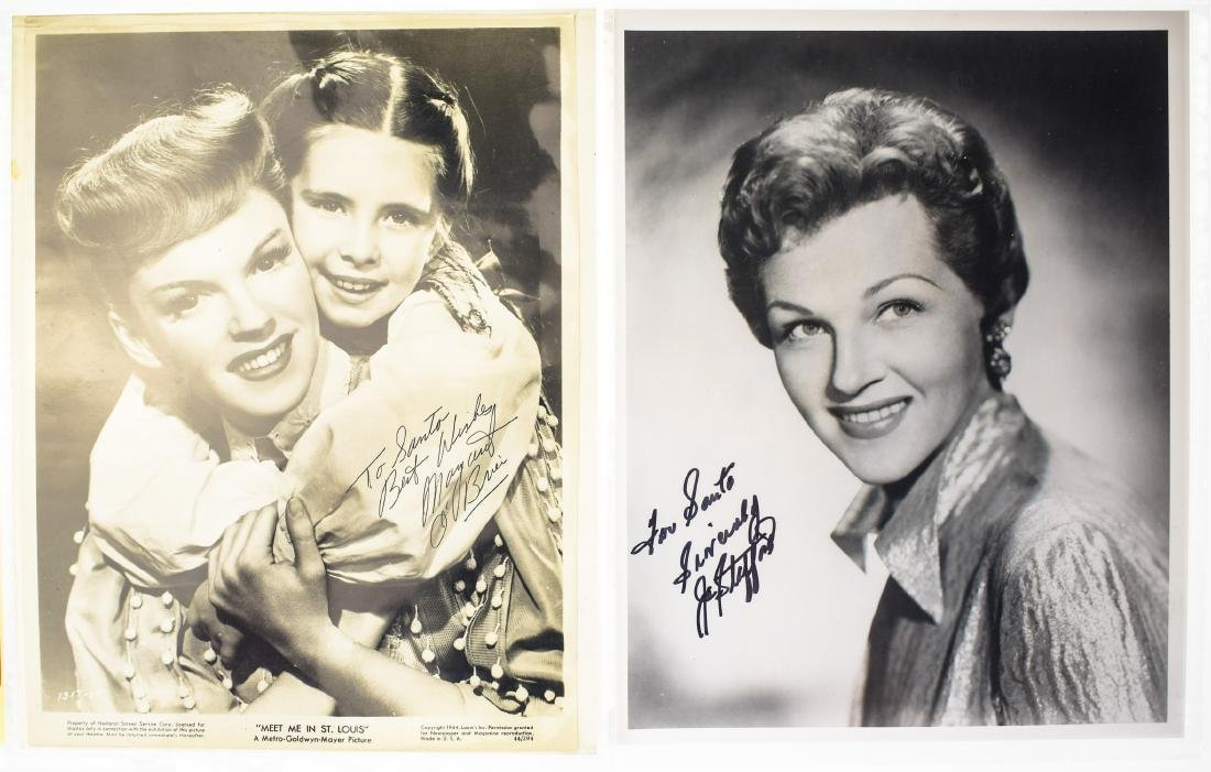 Signed Hollywood AUTOGRAPHED PHOTOS LOOSE AUTOGRAPHS & - 4