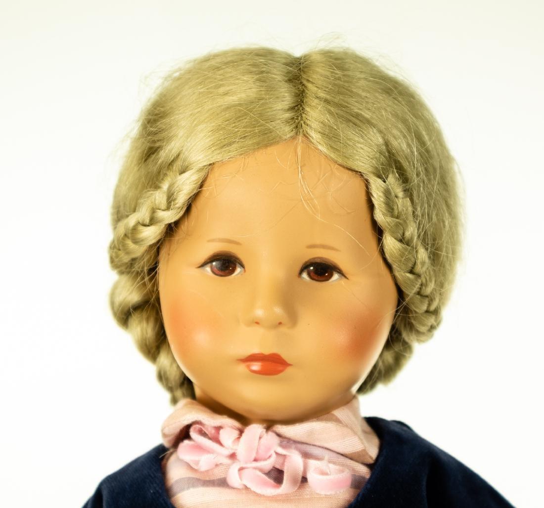 2Pcs Rare KATHY KRUSE MALE AND FEMALE DOLLS blonde hair - 3