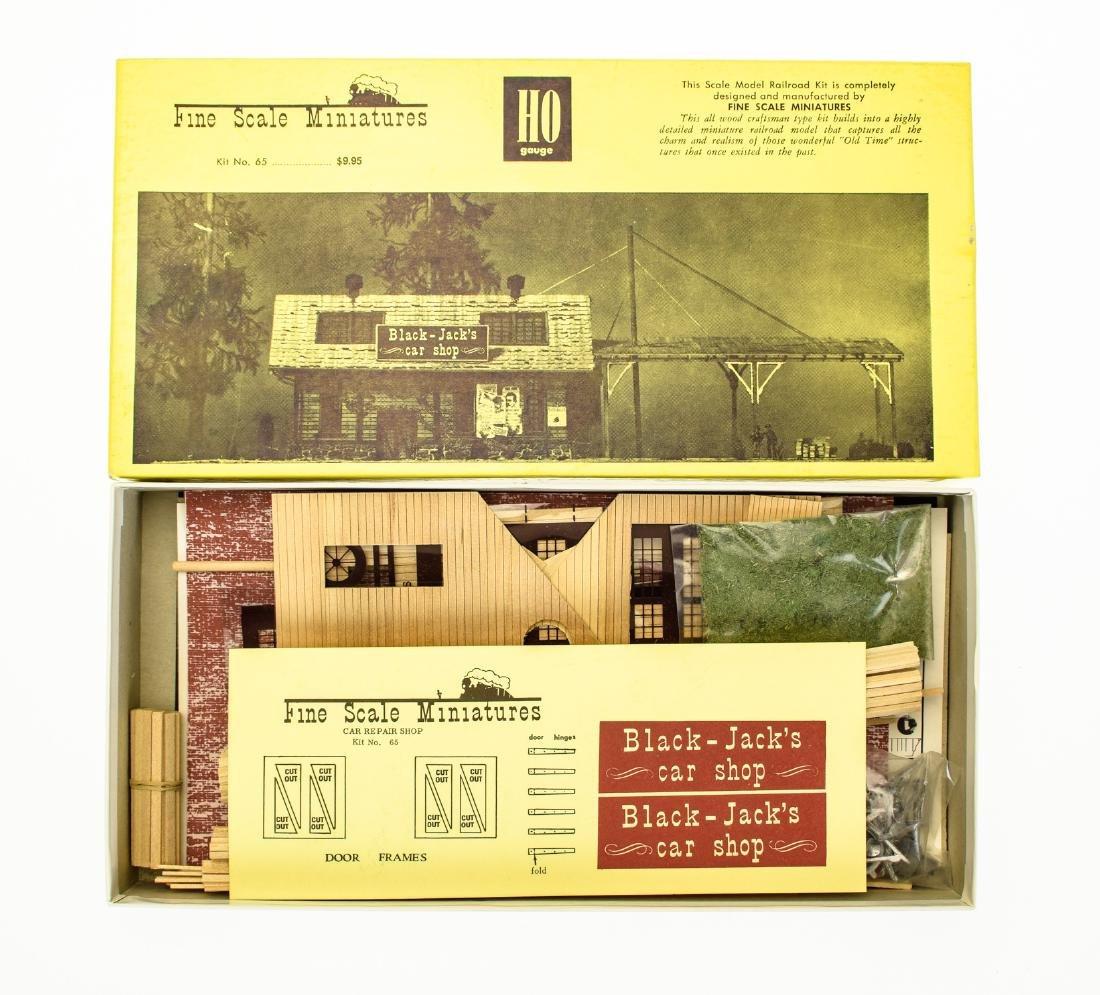 9Pcs Collectible Model Railroad HO GAUGE SCALE MODEL - 3