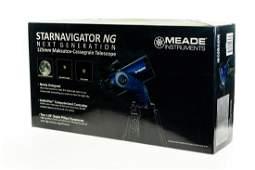 Astronomy MEADE STARNAVIGATOR NG 125MM F15 MAKSUTOV