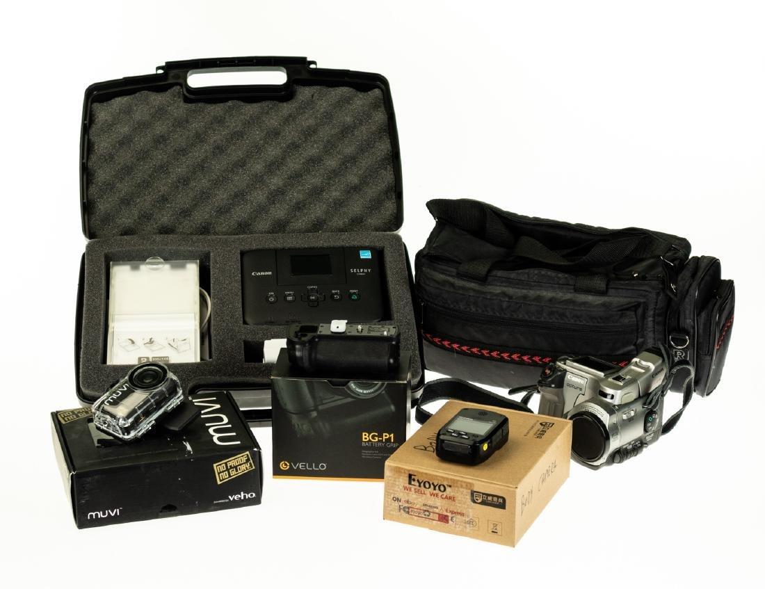 5Pcs Cameras Printer PHOTOGRAPHIC EQUIPMENT Liweidier