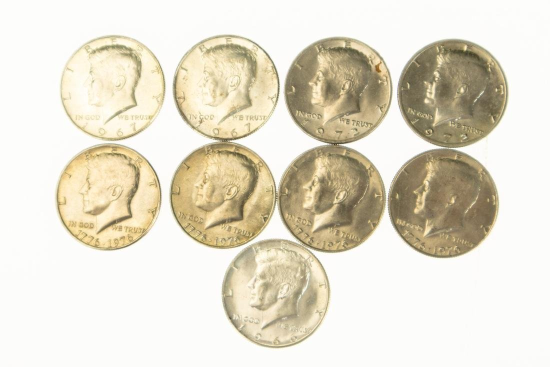 72Pcs Silver Certificate ANTIQUE COINS AND CURRENCY - 4