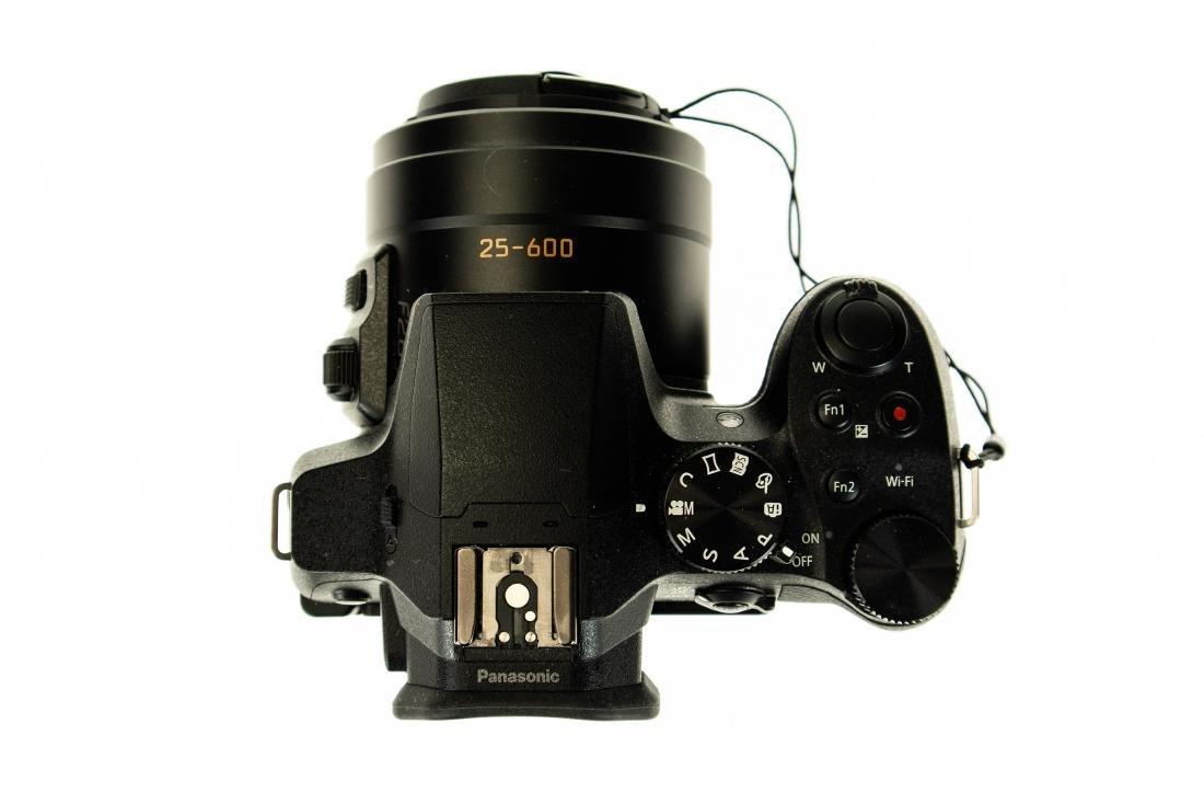 24x Leica Lens PANASONIC LUMIX DMC-FZ300 DIGITAL CAMERA - 10