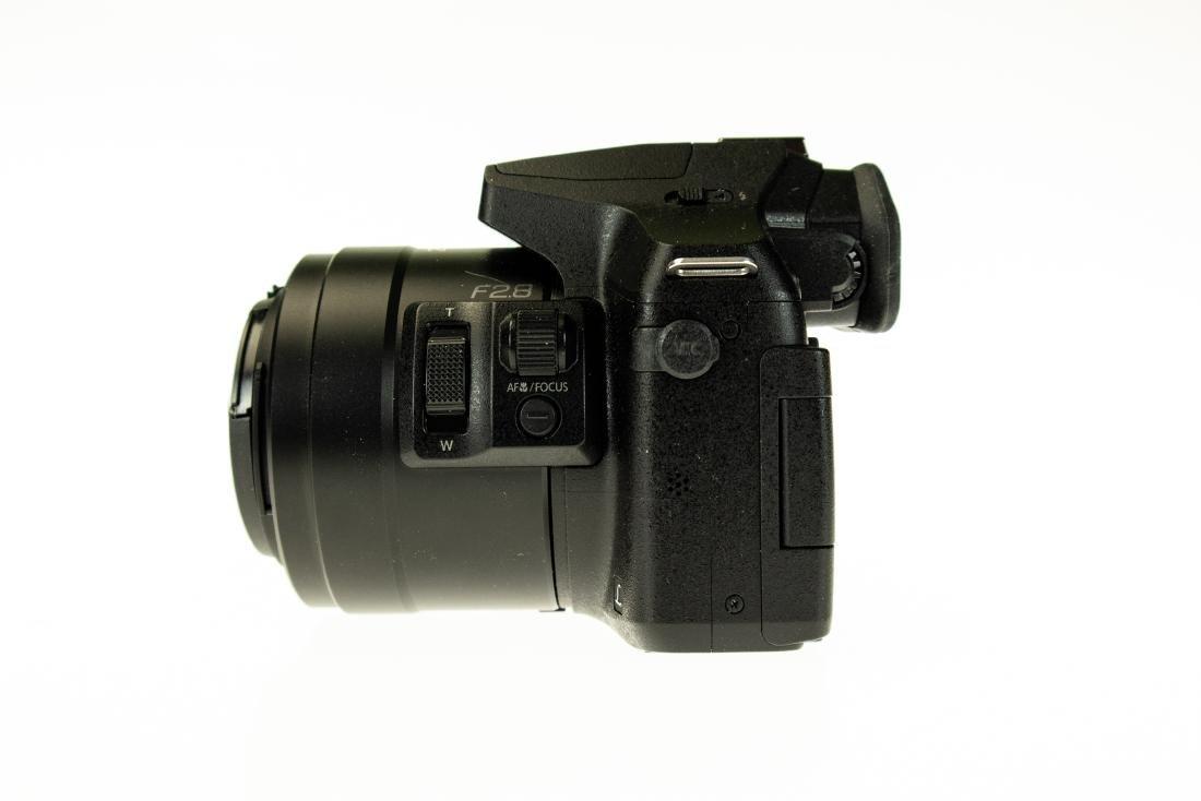 24x Leica Lens PANASONIC LUMIX DMC-FZ300 DIGITAL CAMERA - 6