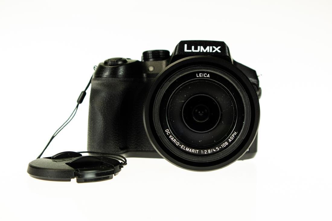 24x Leica Lens PANASONIC LUMIX DMC-FZ300 DIGITAL CAMERA - 7