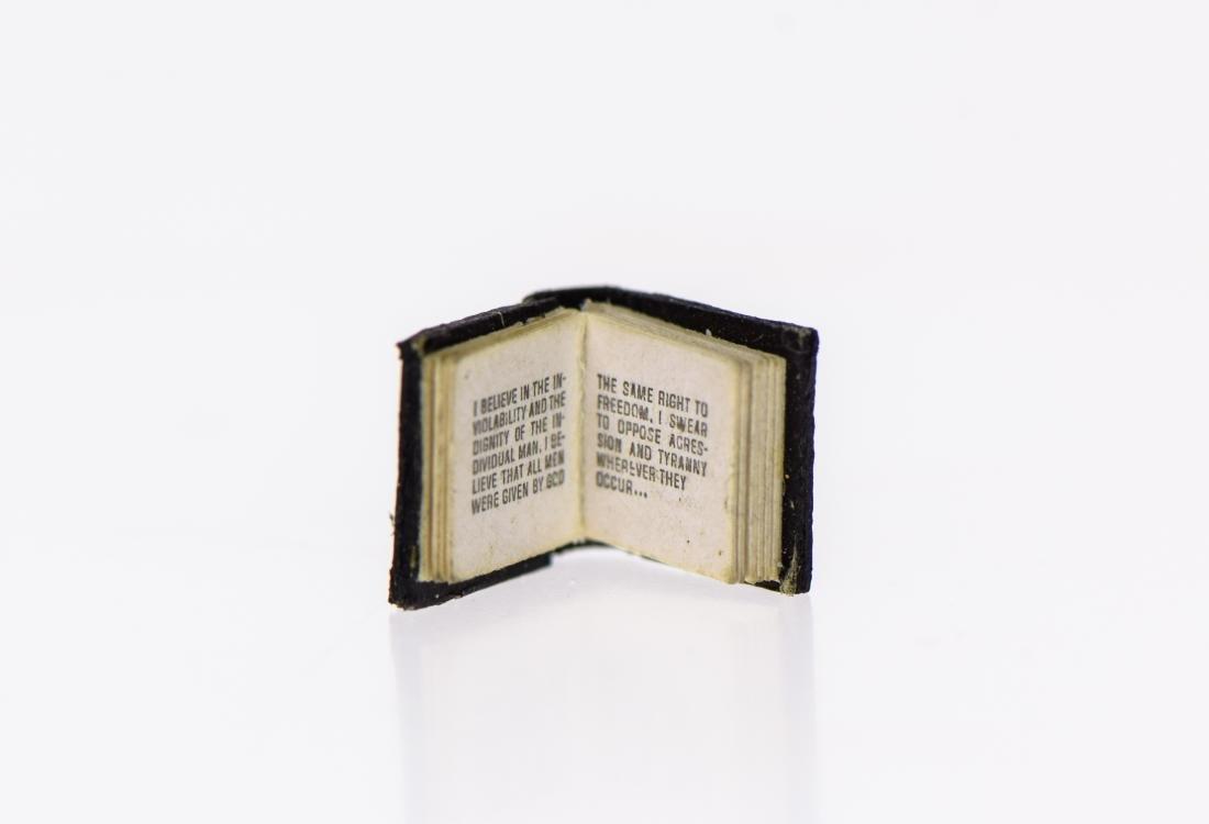 Collectible Book MULTILINGUAL MINIATURE BOOK c1970 - 2