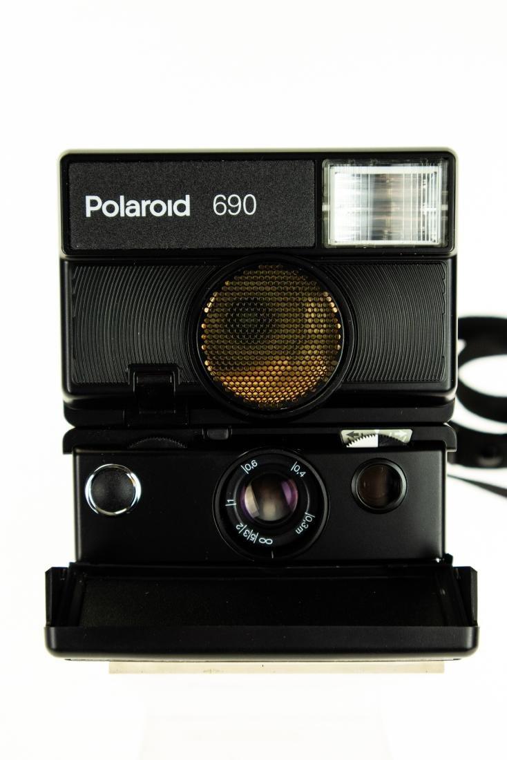 3Pcs Photography Film POLAROID 690 SLR INSTANT CAMERA - 2