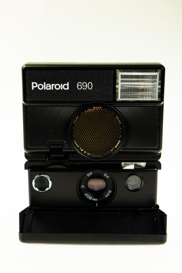 3Pcs Photography Film POLAROID 690 SLR INSTANT CAMERA - 3